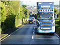D4001 : HGV south of Larne by David Dixon