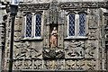 SX3384 : Launceston, St. Mary Magdalene's Church: The south porch by Michael Garlick