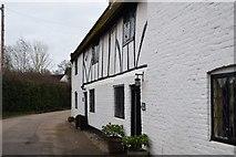 TR2258 : Oak Cottage by N Chadwick