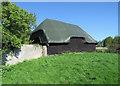 TL4765 : Landbeach Tithe Barn by John Sutton