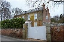 TR2258 : Ickham Hall by N Chadwick