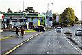 J4086 : BP Filling Station on Belfast Road by David Dixon