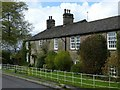 SJ9370 : Manor Farmhouse, Ridge Hill by Alan Murray-Rust