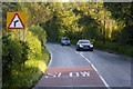 J4590 : A2 near Kilroot by David Dixon