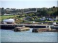 D4102 : Islandmagee Boat Club by David Dixon