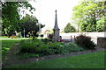 SP9720 : Eaton Bray War Memorial by Philip Jeffrey