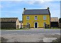 TL5677 : Harlock's Farmhouse by John Sutton