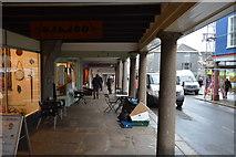 SX8060 : Colonnade, High St by N Chadwick