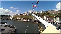 ST5772 : Hotwells, Bristol by Brian Robert Marshall