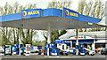 J3978 : Kinnegar petrol station, Holywood (May 2018) by Albert Bridge