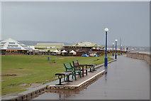 SX9878 : Promenade, Dawlish Warren by N Chadwick