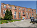 SO0607 : Former blast furnace blowing engine house - Dowlais by Chris Allen