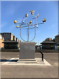 TQ2904 : Hove Plinth by Paul Gillett