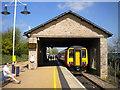 SK5363 : Platform 3, Mansfield Woodhouse station by Richard Vince