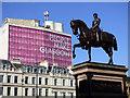 NS5965 : Prince Albert equestrian statue : Week 18