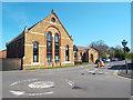 TQ0777 : Sipson Christian Fellowship building by Malc McDonald