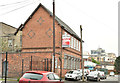 J3373 : Former school, Apsley Street, Belfast - May 2018(1) by Albert Bridge
