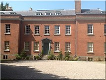 SO5074 : Dinham House at Ludlow by DylanMusto14