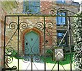 TG2307 : The Manor House / 54 Bracondale (detail) : Week 19