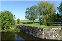 SE5726 : Canal near Bridge Farm by DS Pugh