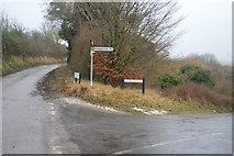 TR2256 : Junction, Bramling Rd by N Chadwick