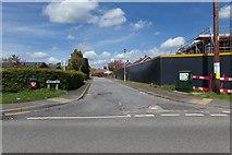 TM2649 : Moor's Way, Woodbridge by Geographer