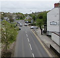 SM9515 : South along Cartlett Road, Haverfordwest by Jaggery