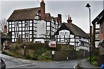 SO3958 : Pembridge: The New Inn by Michael Garlick