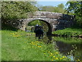 SJ8317 : Oscote Barn Bridge No 28 by Mat Fascione