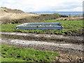 NR6690 : New cattle grid frame at Lealt by M J Richardson