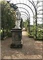 SJ8640 : Trellis walk in Trentham Gardens by Jonathan Hutchins