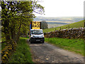 SD9772 : Tour de Yorkshire - End of the Race by Stephen Craven