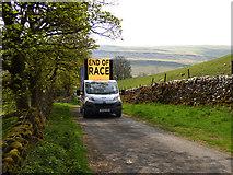 SD9772 : Tour de Yorkshire - End of the Race by Stephen Craven