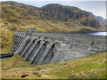 NN6039 : Lawers Dam by John Allan