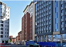 J3374 : The Elms BT1, Belfast - May 2018(3) by Albert Bridge