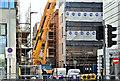 J3374 : Crane, College Street, Belfast (May 2018) by Albert Bridge