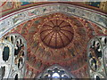 SE2769 : Chancel  roof  St  Mary's  Studley  Royal : Week 19
