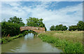 SP5269 : Rowdyke Bridge south-west of Barby in Northamptonshire by Roger  Kidd