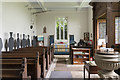 TF1173 : Interior, St Andrew's church, Stainfield by Julian P Guffogg