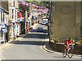 SE1565 : Pateley Bridge after the Tour de Yorkshire by Stephen Craven