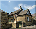 SE1565 : Former court house, Church Street, Pateley Bridge by Stephen Craven