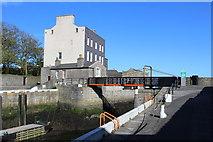 SC2667 : Cain Bridge and Bridge House - May 2018 by Richard Hoare