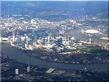 TQ3779 : Isle of Dogs - London by Anthony Parkes