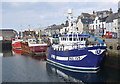NJ7064 : Macduff harbour by Bill Harrison