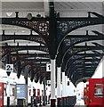 TG2308 : The Norwich railway station (interior) : Week 20