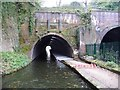 SP0585 : The widened towpath, Edgbaston Tunnel by Christine Johnstone