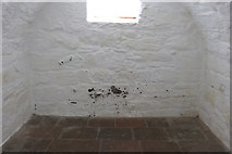 NX4355 : Martyrs Cell, Wigtown Town House by Billy McCrorie