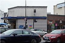 TQ3075 : Clapham North Underground Station by N Chadwick