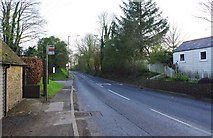 TR0245 : Canterbury Road (A28), Kennington, Ashford, Kent by P L Chadwick