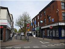 SJ9398 : Warrington Street, Ashton under Lyne (2) by Richard Vince